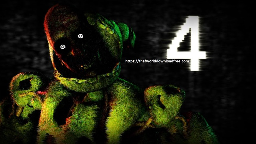 FNaF 4 Downlaod PC Version Full