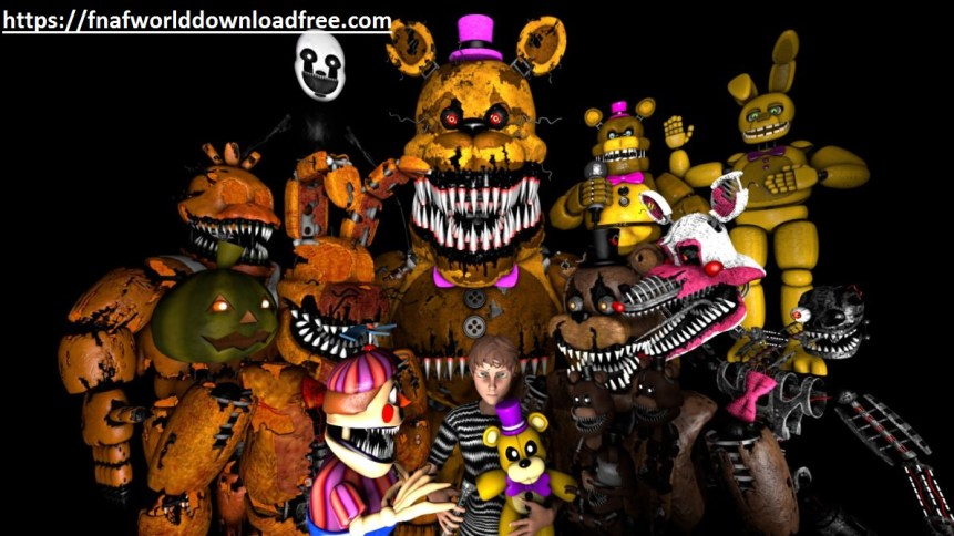 FNaF Halloween Edition Download PC Game