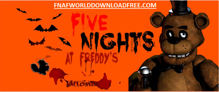 FNaF World Halloween Edition