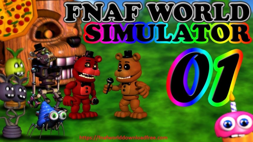 Fnaf World Download - Keshowazo