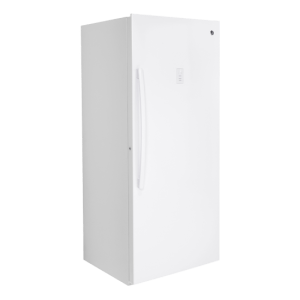 美國奇異FUF21DLRWW立式冰櫃