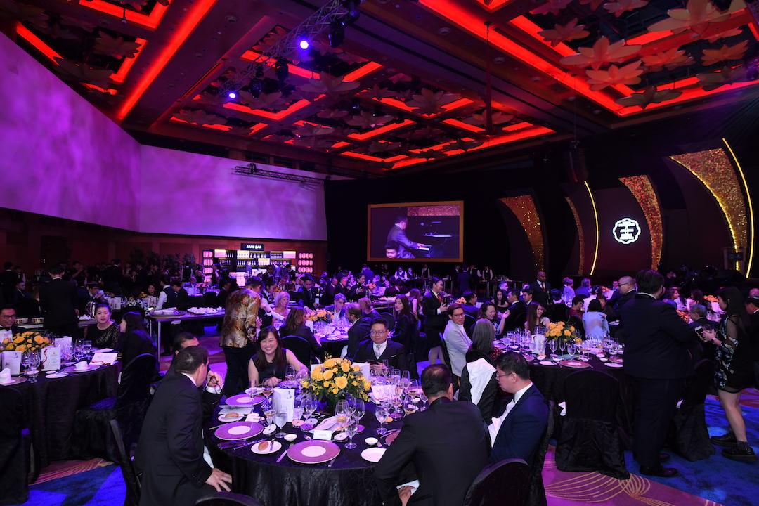 Resorts World Sentosa ballroom
