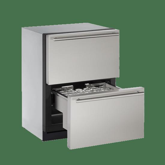 3024DWR 雙溫抽屜冰箱