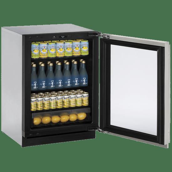3024RGL 玻璃門冷藏櫃
