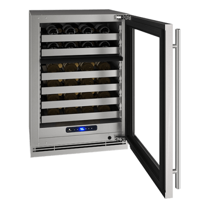 美國 U-LINE HWD524 雙溫區酒櫃