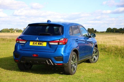 New Mitsubishi ASX now available priced from £20,295 ...