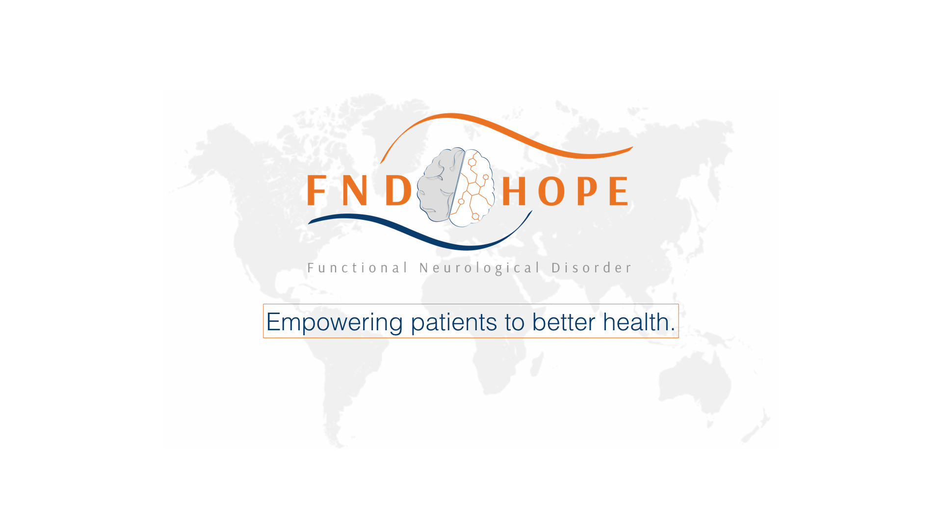 FND Hope UK Board Members