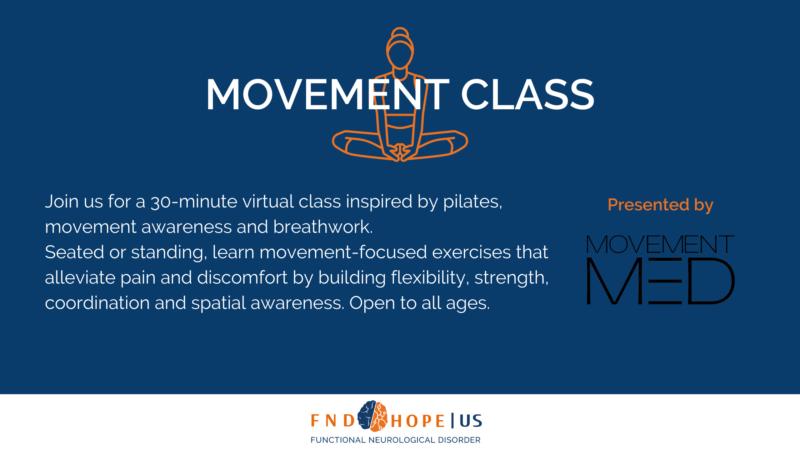 Movement Class BLANK