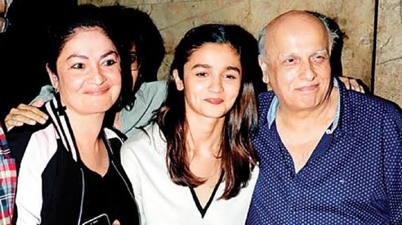 Is Alia Bhatt daughter of Pooja Bhatt and Mahesh Bhatt? Here what Alia said    F - Newshub
