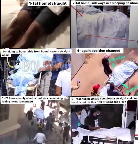 samuel hoakip sushant singh rajput friend dead body