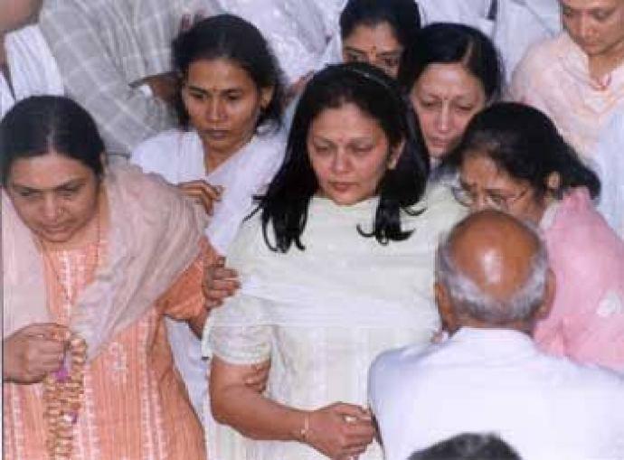 Harshad Mehta real wife son family photos