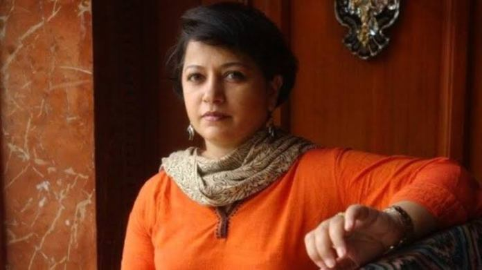 Journalist Sucheta Dalal Harshad Mehta