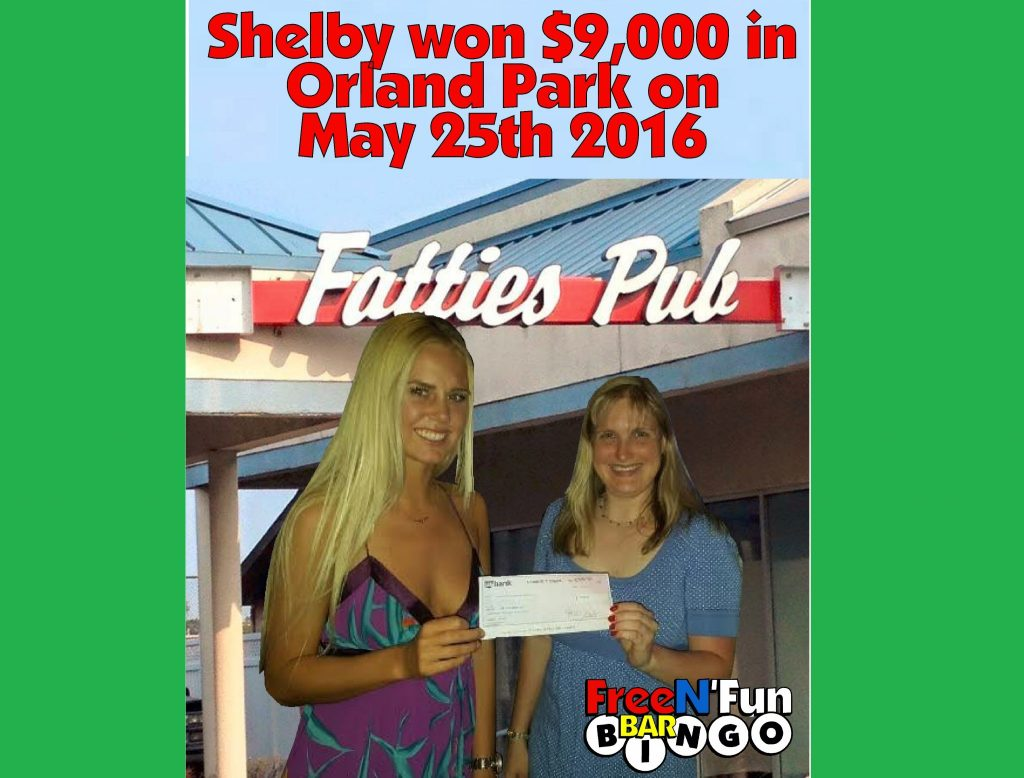Jackpot Winner 2016
