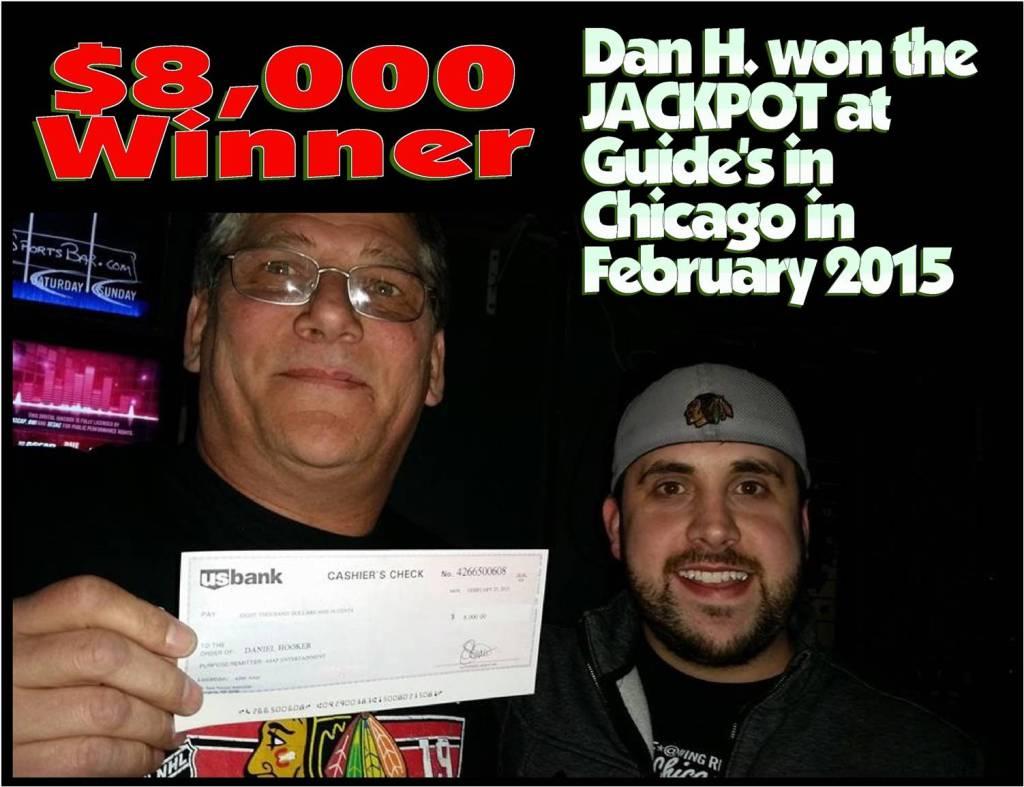 Jackpot Winner 2015