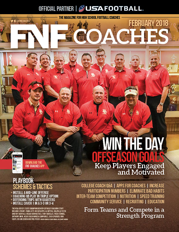 FNF Coaches January 2018