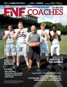 FNF Coaches Oct/Nov 2018
