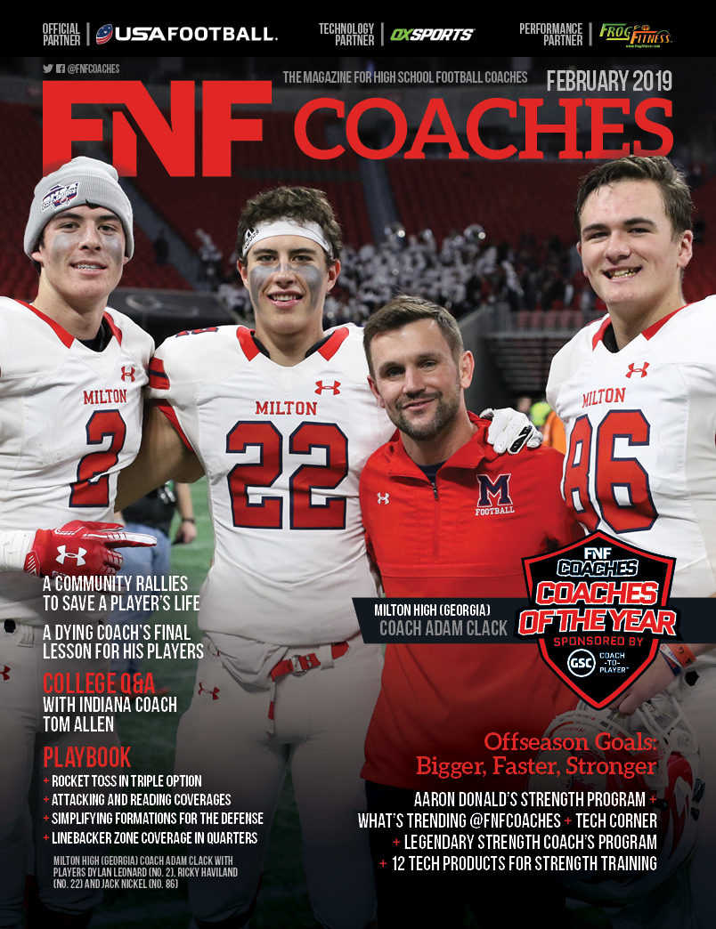 FNF Coaches 2019 Feb