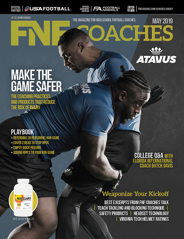 FNF Coaches May 2019