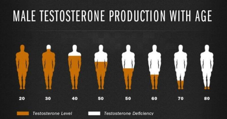 Testosterone Production Age