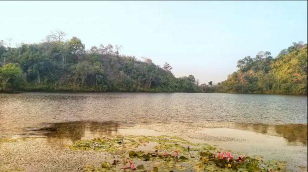 Local Lake Tinap Saitar