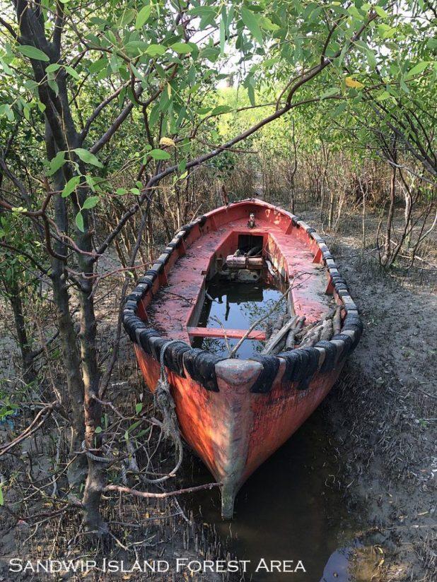 Sandwip Boat
