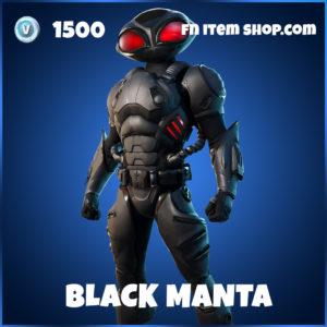 Black Manta skin DC Series fortnite item