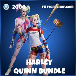 Harley Quinn Bundle Fortnite skins