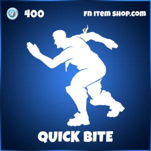 Quick bite fortnite flash emote