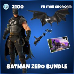 Batman Zero Bundle Fortnite