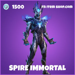 Spire Immortal Fortnite Skin