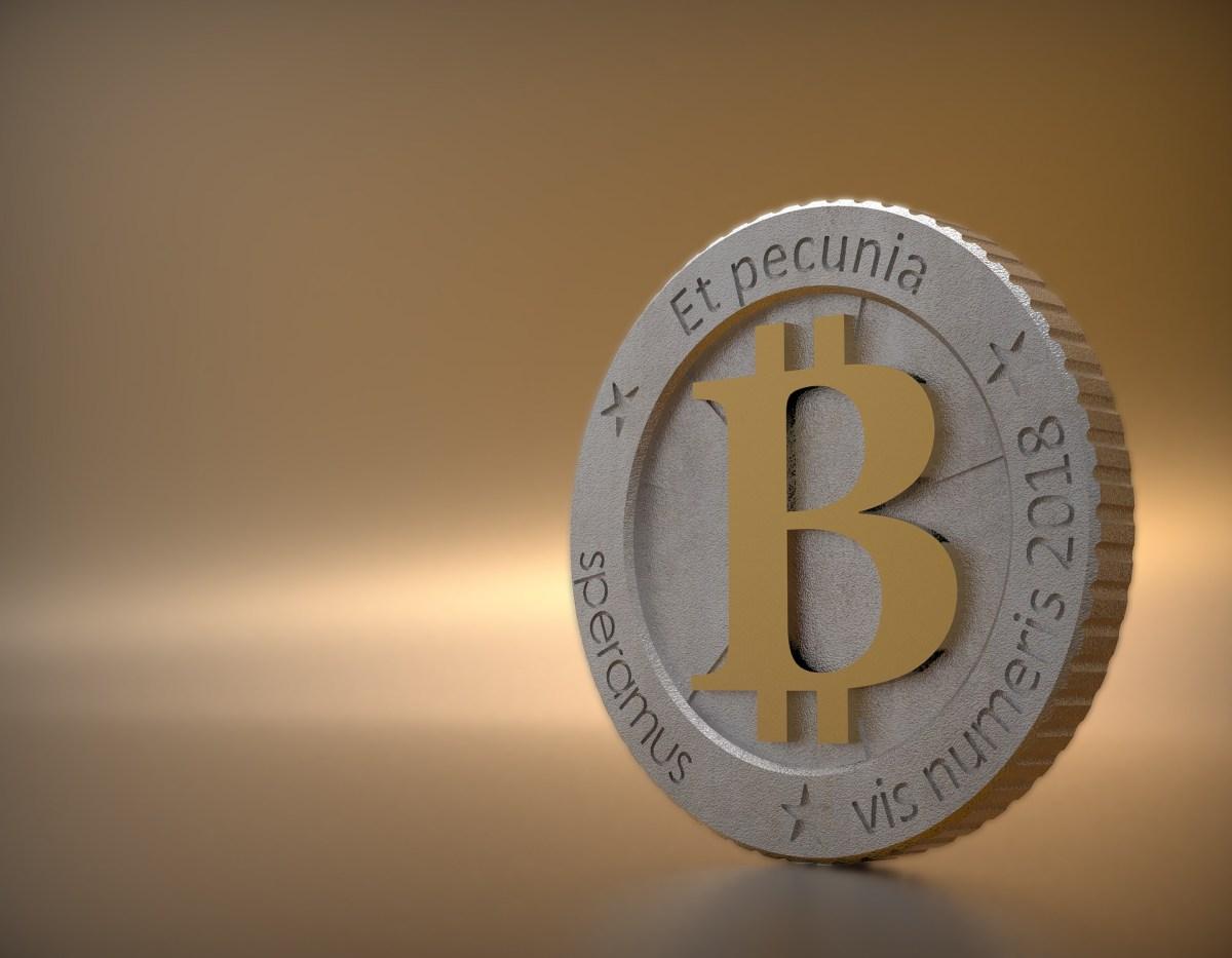 ビットコインが反落…3500ドル割り込む