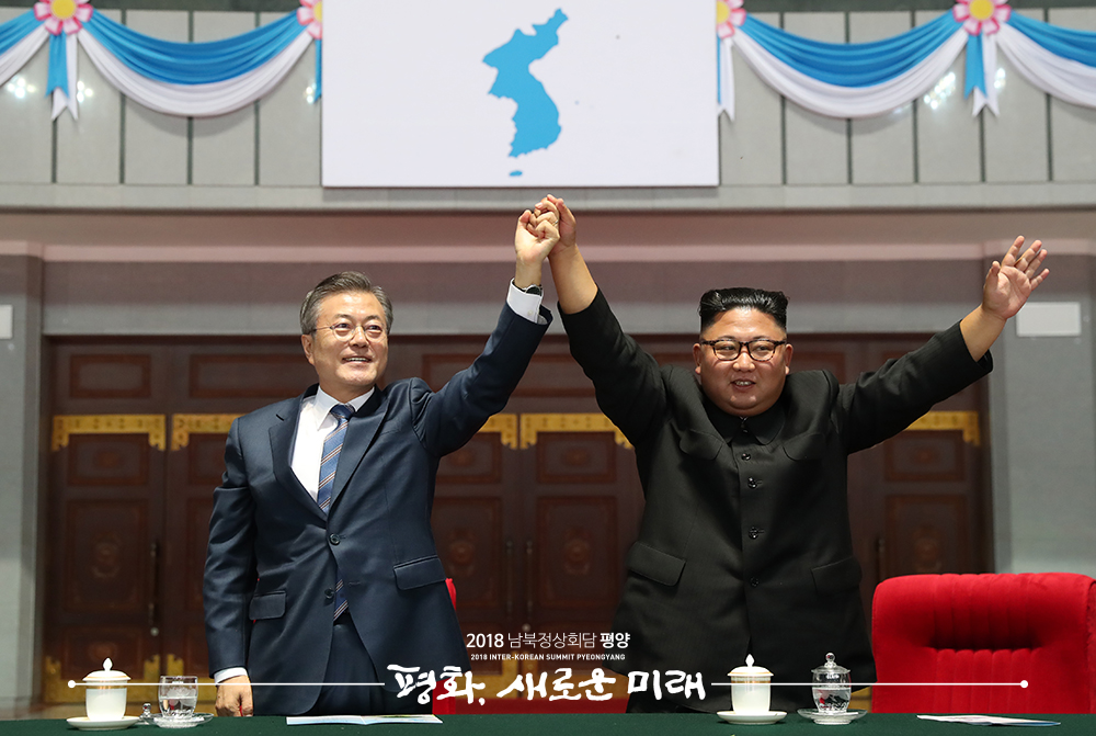 金正恩氏の年内訪韓は?韓国政府「慌てず催促せず」姿勢強調