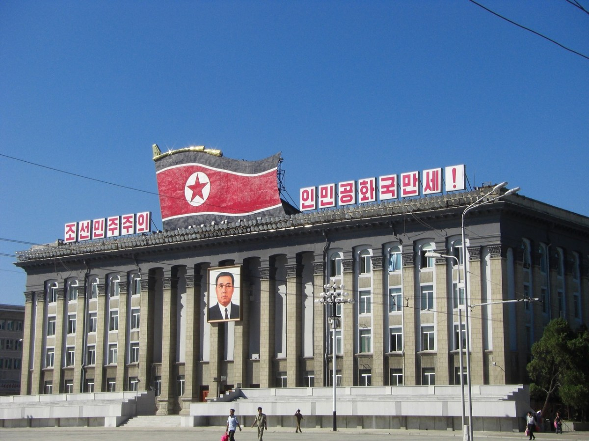 「日本の軍備増強は侵略が目的」=北朝鮮メディア