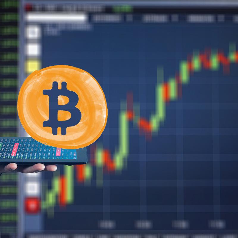 ビットコイン、再び8000ドル回復…「次は1万ドル以上に上昇する」