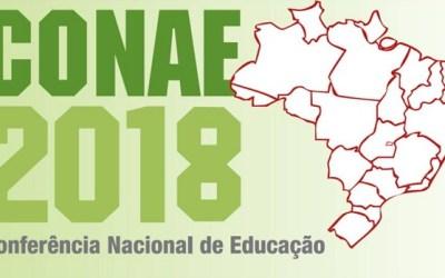 CONAE 2018 inviabilizada – Não reconhecemos a legitimidade do FNE constituído por Temer-Mendonça e da Conae sob supervisão do MEC