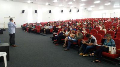 21/08/2017 - Reunião da FEE/PB, rumo a organização das etapas municipais e estaduais da CONAPE 2018
