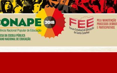 [SC] Conferências Municipais e Intermunicipais Populares de Educação movimentam Santa Catarina