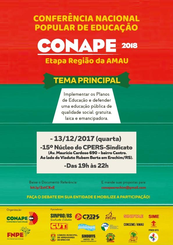 [RS] Conape 2018 - Etapa Regional da AMAU