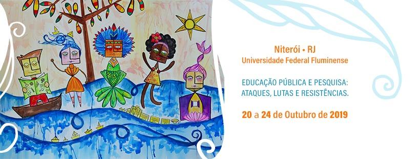 39ª Reunião Nacional da Anped será realizada na Universidade Federal Fluminense