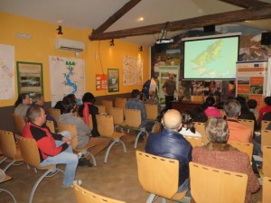 conferencia sobre los anfibios