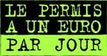 Permis à 1 euro par jour : Réservé aux écoles de conduite labellisées à partir  de 2020 !