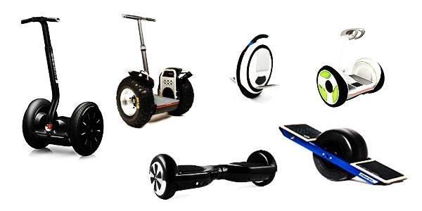 Équipements pour les conducteurs d'engin de déplacement personnel motorisé (EDP).