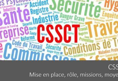 Réunion CSSCT magasins du 05 octobre 2021
