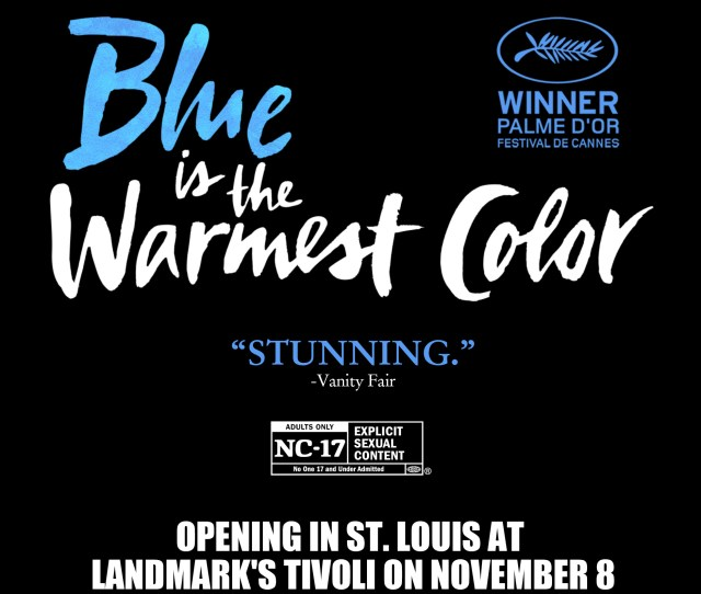 Win A Pass To The Advance Screening Of Blue Is The Warmest Color In St Louis