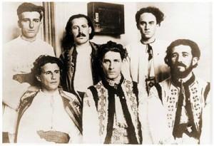 """Capitanul si Miscarea Legionara 300x205 Aspazia Oțel Petrescu: ,,Codreanu n a avut nimic de a face cu evreii, Codreanu a avut de a face cu maniera evreilor de a exploata ţara romanească""""   Partea a cincea"""