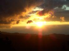 Smokey Mountain Sunset