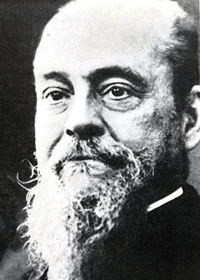 Photo of Vilfredo Pareto