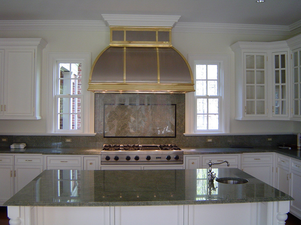 Best Kitchen Gallery: Kitchen Hoods Focal Metals of Custom Kitchen Hood Designs on rachelxblog.com