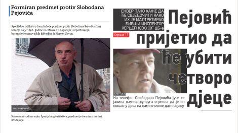 Foča 1992. - 1995. - dokumenti - crnogorska veza