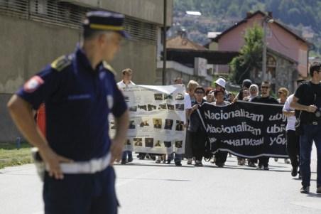 Foča - žrtve pred zloglasnim KP Domom